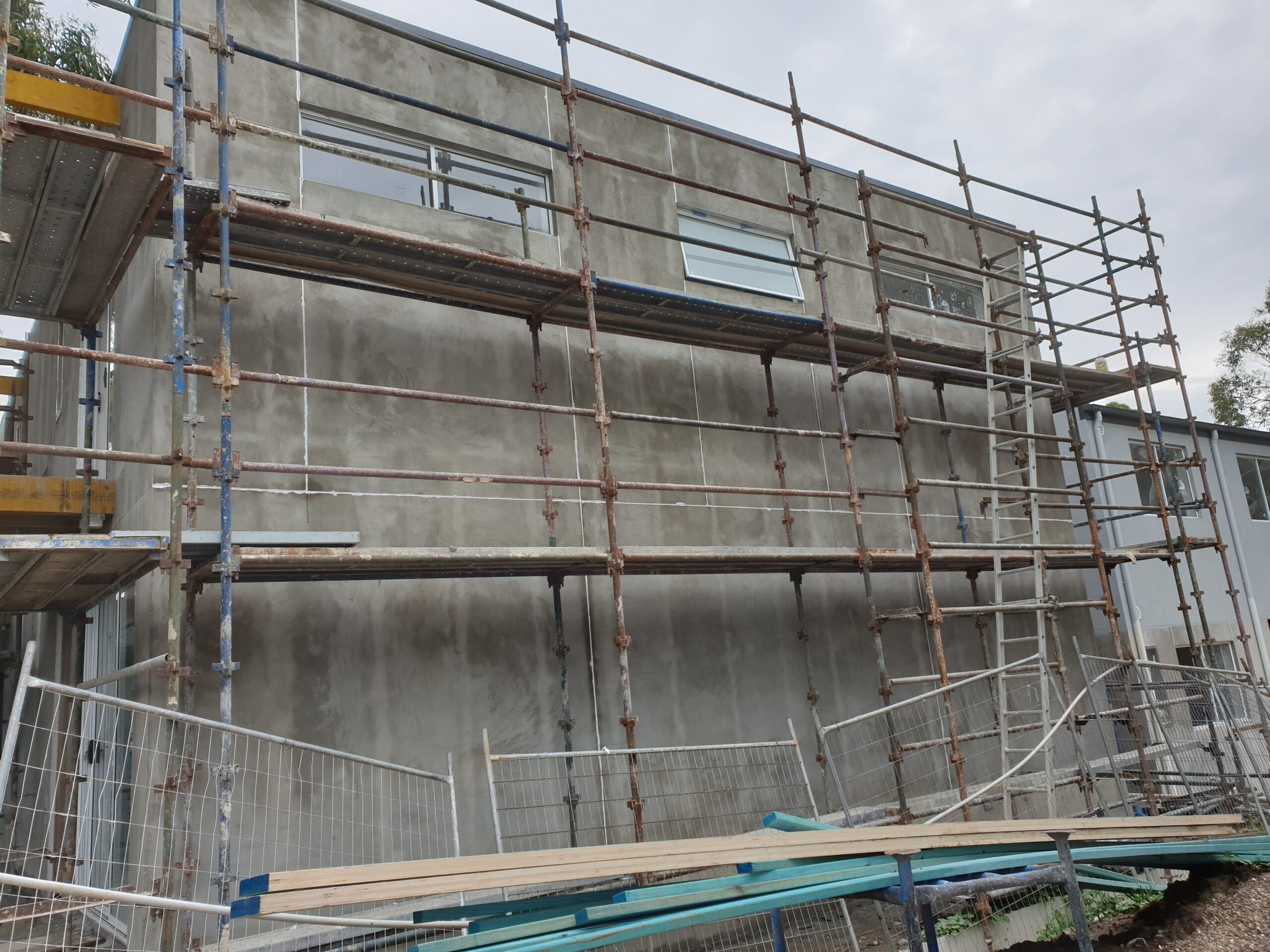Expansion Joints Facade