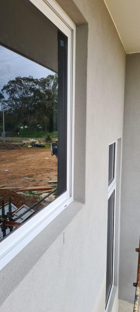 Window Caulking 2